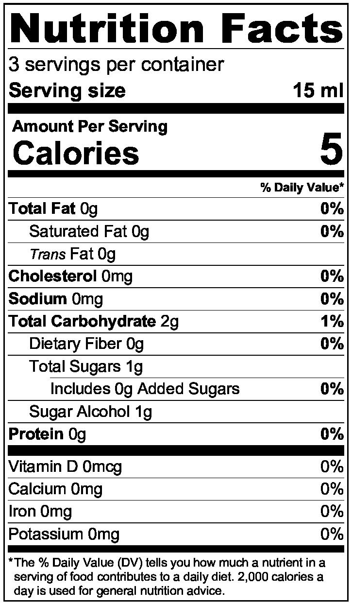 NutritionLabel 45 ml 20181221